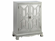 Stein World 12626 2-Door Mirrored Cabinet