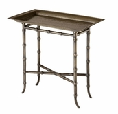 Stein World 12668 Bamboo Tray table