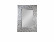 Stein World 12677 Mosiac stone mirror