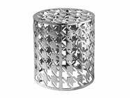 Stein World 12700 Houndstooth metal table