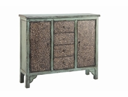 Stein World 12918 2-Door, 4-Drawer Cabinet