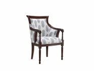 Stein World 12934 Accent Chair w/New Delhi Royal Fabric