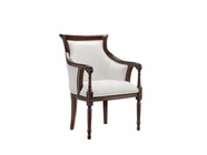 Stein World 12936 Accent Chair w/Caitlin Flax Fabric