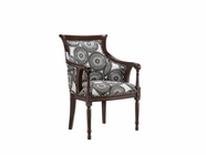 Stein World 12937 Accent Chair w/Incognito Quartz Fabric