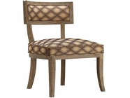 Stein World 12945 Accent Chair w/Hypnotize Latte Fabric