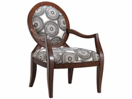 Stein World 12948 Accent Chair w/Incognoto Quartz Fabric