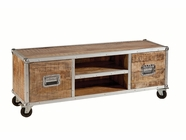 Stein World 12974 Wood Entertainment Console