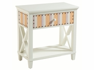 Stein World 13002 Cabana stripe Accent table