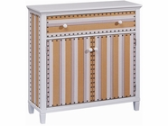 Stein World 13004 Cabana Stripe Drawer Chest