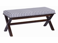 Stein World 13009 Ticking bench