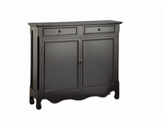 Stein World 13019 Cupboard 2Dr 2Dw Antique Blue