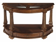 Stein World 297-032 WESTMINSTER DEMILUNE TABLE