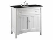 Stein World 47531 KEY LARGO 2-DOOR VANITY SINK