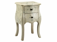Stein World 47610 MONIQUE 2-DRAWER CHAIRSIDE