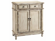 Stein World 57270 HEIDI 2-DOOR 2-DRAWER CHEST