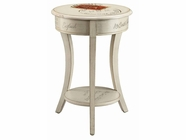 Stein World 57353 MEMORIES ACCENT TABLE