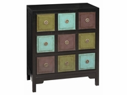 Stein World 65136 PATCH 3-DRAWER CHEST