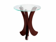 Stein World 668-042-B-T Nassau Round Chairside Table