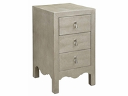 Stein World 75799 5TH AVENUE 3-DRAWER CHAIRSIDE