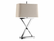 Stein World 90005 MaX NICKEL TABLE LAMP