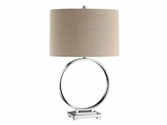 Stein World 90007 O CHROME TABLE LAMP