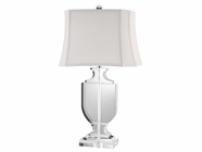 Stein World 90028 KIT URN CRYSTAL TABLE LAMP