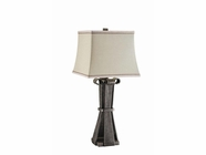 Stein World 94703 LAREDO FAUX METAL LAMP