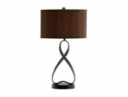 Stein World 95646 LAZY EIGHT METAL LAMP