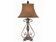 Stein World 96686 ARISTA COPPER SCROLL LAMP