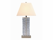 Stein World 97315 ASTORIA GLASS LAMP
