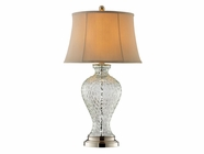 Stein World 98328 RAYNE GLASS LAMP