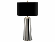 Stein World 98349 ONEIDA RIPPLE GLASS LAMP