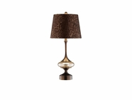 Stein World 99537 LILAH METAL/GLASS LAMP