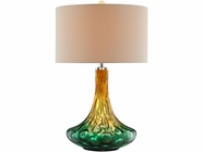 Stein World 99685  Carina Art Glass table lamp