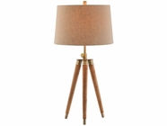 Stein World 99686  Dreyer Wood table lamp