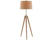 Stein World 99687 Dreyer Wood floor lamp