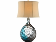 Stein World 99688 Aura Glass table lamp