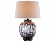 Stein World 99694 Mira Glass table lamp