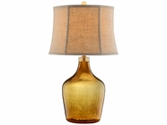 Stein World 99695 Indus Glass table lamp