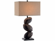 Stein World 99739 Stacked Rock Lamp