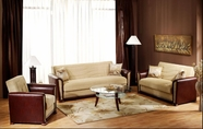 Sunset ALFA SOFA and LOVESEAT NEW MEGA MUSTARD