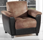 Sunset ASPEN ARMCHAIR MOCHA