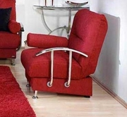 Sunset BEST VERSAY RED ARMCHAIR