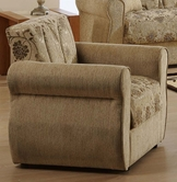 Sunset MELODY ARMCHAIR YASEMIN BEIGE