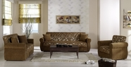 Sunset MELODY SOFA and LOVESEAT YASEMIN BEIGE