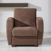 Sunset MIAMI ARMCHAIR OBSESSION TRUFFLE