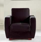 Sunset  MIAMI ARMCHAIR RAINBOW BLACK