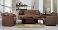 Sunset MIAMI SOFA and LOVESEAT OBSESSION TRUFFLE