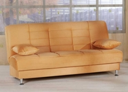 Sunset VEGAS 3 SEAT SLEEPER RAINBOW LIGHT ORANGE