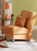 Sunset VEGAS CHAIR RAINBOW LIGHT ORANGE